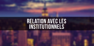 Relation avec les institutionnels